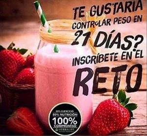 Reto21Días - Herbalife